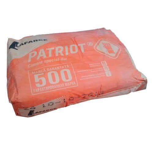 Цемент Lafarge ПЦ М 500 Д0 (25кг), заводская упаковка