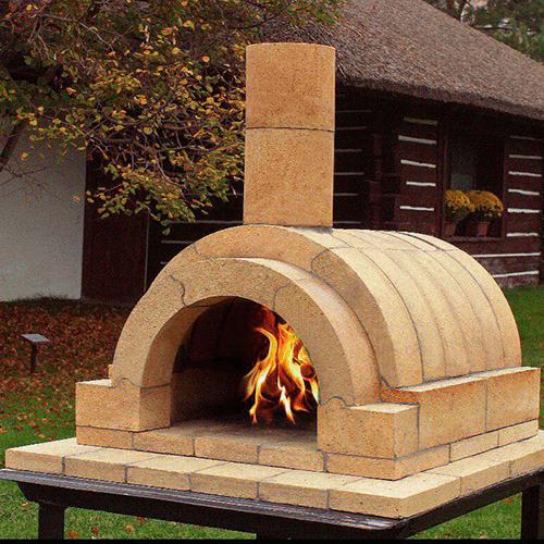 Печь на дровах для пиццы GIRtex MAESTRO
