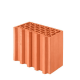 Керамический блок Porotherm 38 1.2 P+W