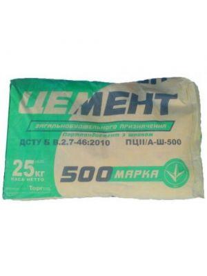 Цемент М500