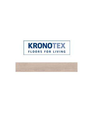 Плинтус Kronotex Ktex 1 Дуб Вейвлес Белый 2873