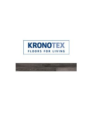 Плинтус Kronotex Ktex 1 Дуб Черный и Белый 2955