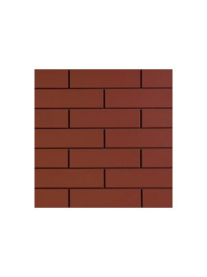 Фасадная плитка красная