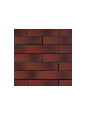 Фасадная плитка красная с оттенком