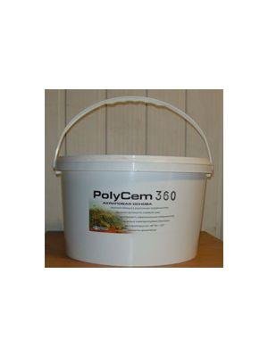 Акриловая Мастика PolyCem 360 (клей для пеностекла)