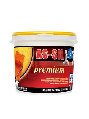 Astex As-sil premium силиконовая фасадная краска