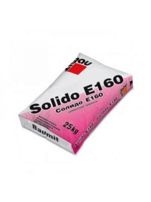 Бауміт Солідо Е160 Цементно-пісчана стяжка 25 кг