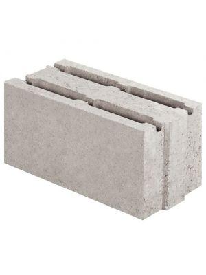 Бетонный блок стеновой 190х188х390 Ковальская