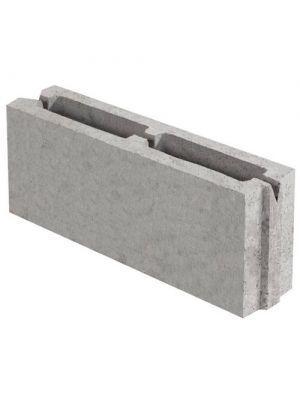 Бетонный блок перегородочный 90х188х390 Ковальская