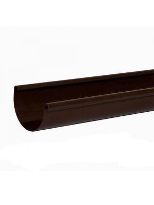 Bryza 125 Желоб водосточный коричневый