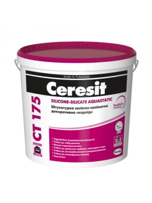 Ceresit CT 175 Штукатурка силикон-силикатная декоративная
