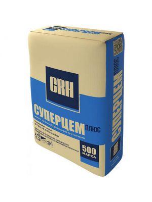 Цемент CRH Суперцем Плюс А/Ш-500, 25 кг