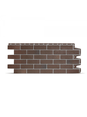 Фасадные панели Docke Berg Коричневый