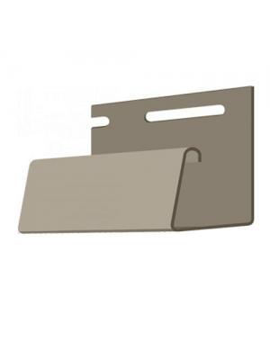 Фасадный J-профиль Docke 30 мм, бежевый