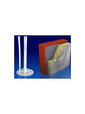 Дюбель для термоизоляции (стержень пластмасовый)