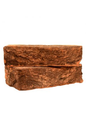 Екатеринославский кирпич Таврический+Таврический темный ручной формовки
