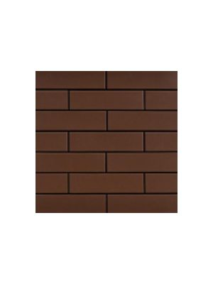 Фасадна плитка коричнева 2