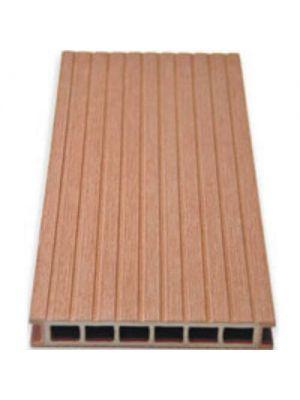 Террасная доска Gamrat, светло-коричневая, 4м
