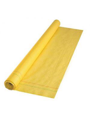 Гидробарьер армированный MASTERFOL YELLOW FOIL MP (желтый) 1,5 * 50 м (75 м.кв.)