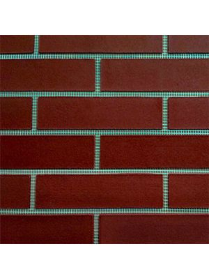 Клинкерная фасадная плитка под силикатный кирпич ИН-КЛИНКЕР №11