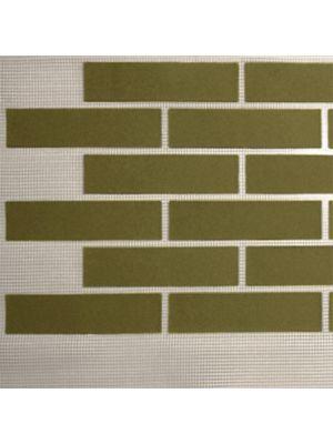 Клинкерная фасадная плитка под силикатный кирпич ИН-КЛИНКЕР №24