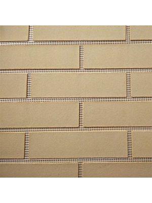 Клинкерная фасадная плитка под силикатный кирпич ИН-КЛИНКЕР №26