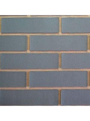 Клинкерная фасадная плитка под силикатный кирпич ИН-КЛИНКЕР №4
