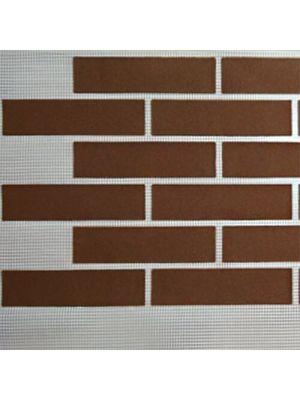 Клинкерная фасадная плитка под силикатный кирпич ИН-КЛИНКЕР №8