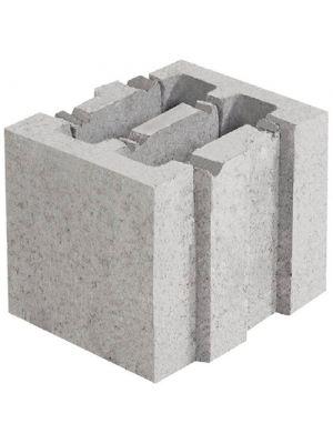 Шлакоблок бетонный стеновой 250х188х199 Ковальская