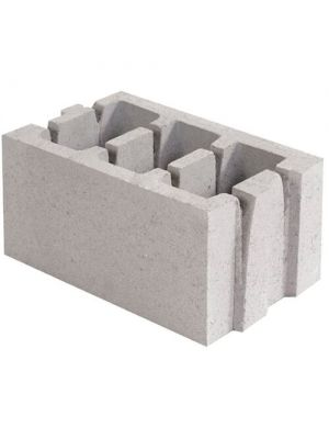Керамзитобетонный блок стеновой 250х188х400 Ковальская