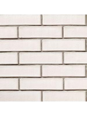 Кирпич СБК-Ромны Белый Кремовый (Б0) Полуторная половинка (250х65х88мм)