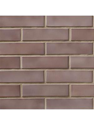 Кирпич СБК глазурованный коричневый