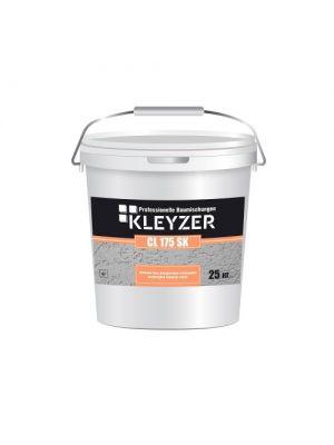 Kleyzer CL 175 SК Финишная белая декоративная силиконовая штукатурка (Короед)