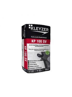 Kleyzer КР 100sv Клей для минералватных плит и стекловолоконной сетки (армирование)