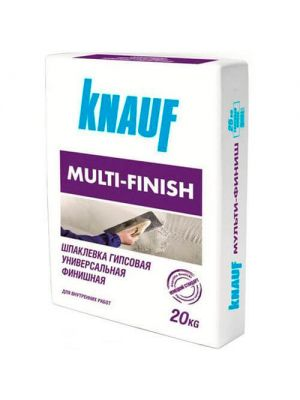 Шпаклевка Knauf Мульти-финиш