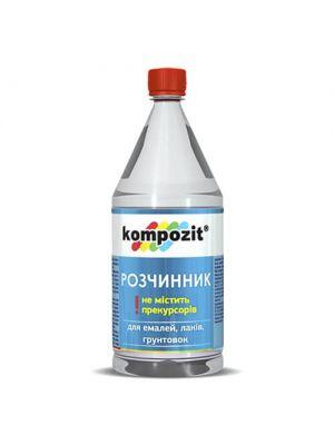Растворитель Kompozit 1л
