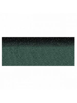 Коньково-карнизная плитка Акваизол зелёная микс