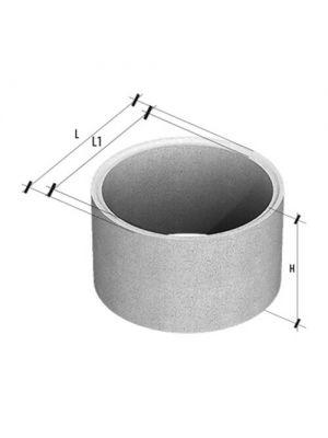 Кольцо стеновое пазогребневое КСЕ 10-9