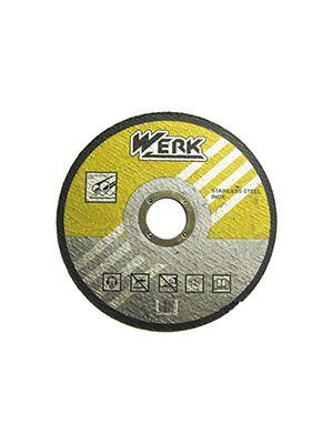 Отрезной круг по металлу WERK