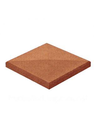 Крышка на столбик 480x480x80 Персик Золотой Мандарин