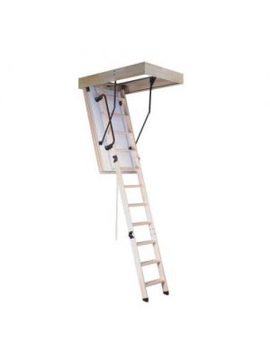 Лестница чердачная TERMO S Oman 110х70х280 см