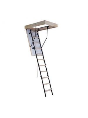 Лестница чердачная STALLUX TERMO Oman 120х70х280 см
