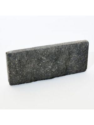 Цокольная плитка Литос Серый (тонкий кирпич)