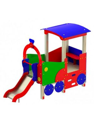 Машинка для детской площадки