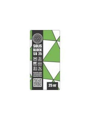 Кладочная смесь для газобетонных и керамических блоков
