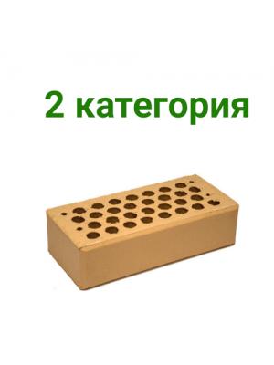 Кирпич Агропромбуд персиковый 2К (рядовой)