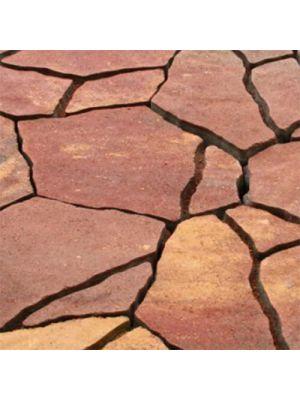 Тротуарная плитка Песчаник модена Золотой Мандарин