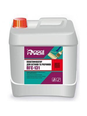 Полипласт ПГС-131 Пластифицирующая добавка для бетонов и растворов