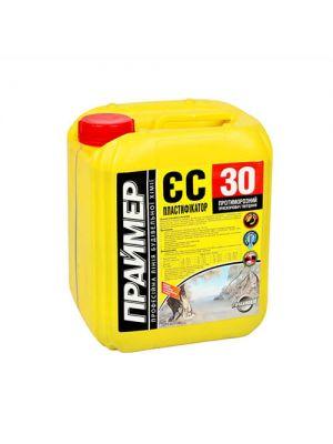 Праймер ЕС-30 Пластификатор противоморозный ускоритель твердения
