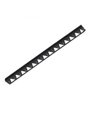 Бордюр пластиковый Б-1500.9,5-ПП черный